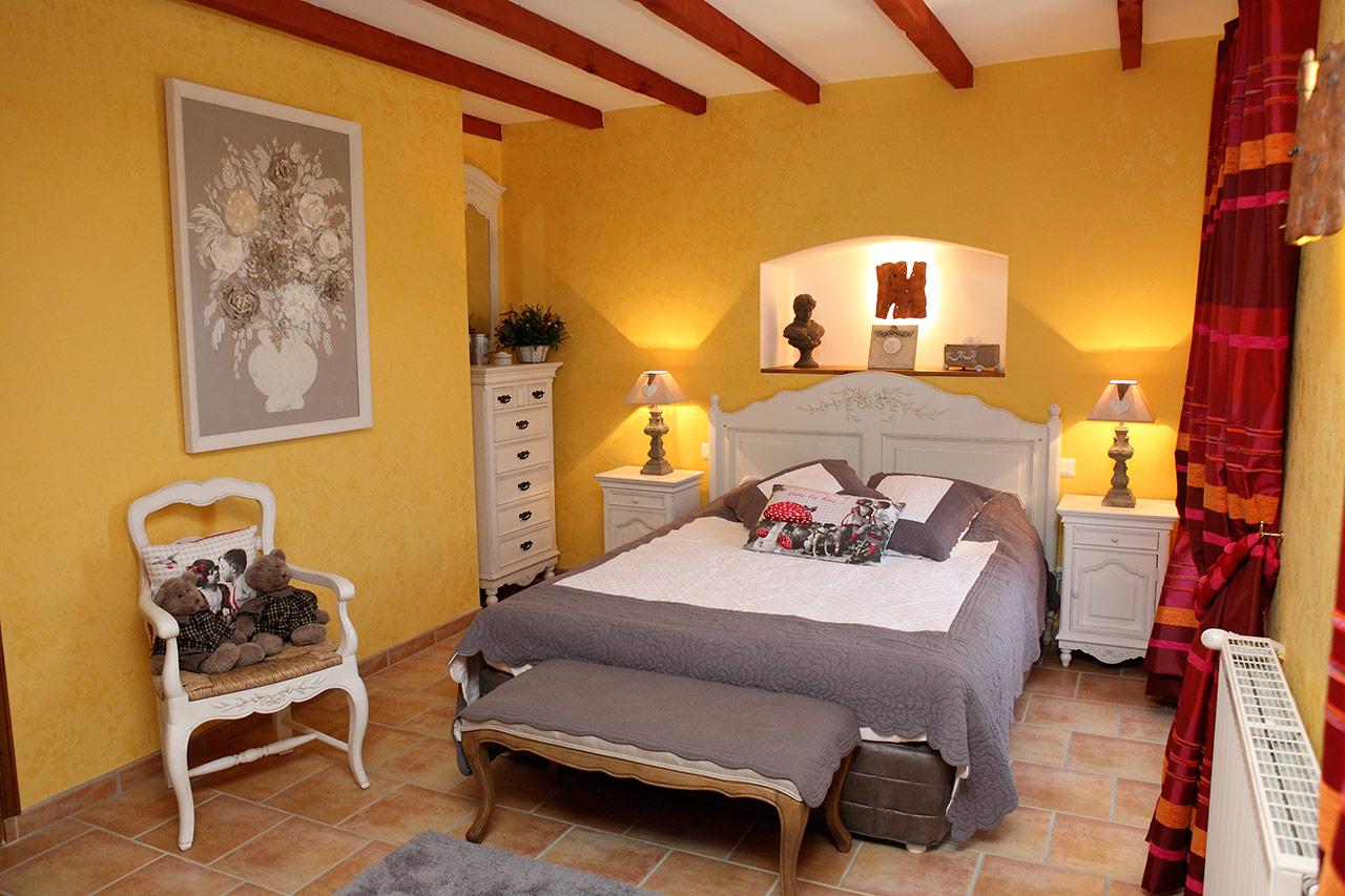 moulin de beaunette chambre d 39 h tes 4 pis la chambre. Black Bedroom Furniture Sets. Home Design Ideas